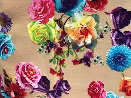 نخی گلدار